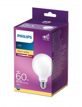 LED classic 60W G93 E27 WW...