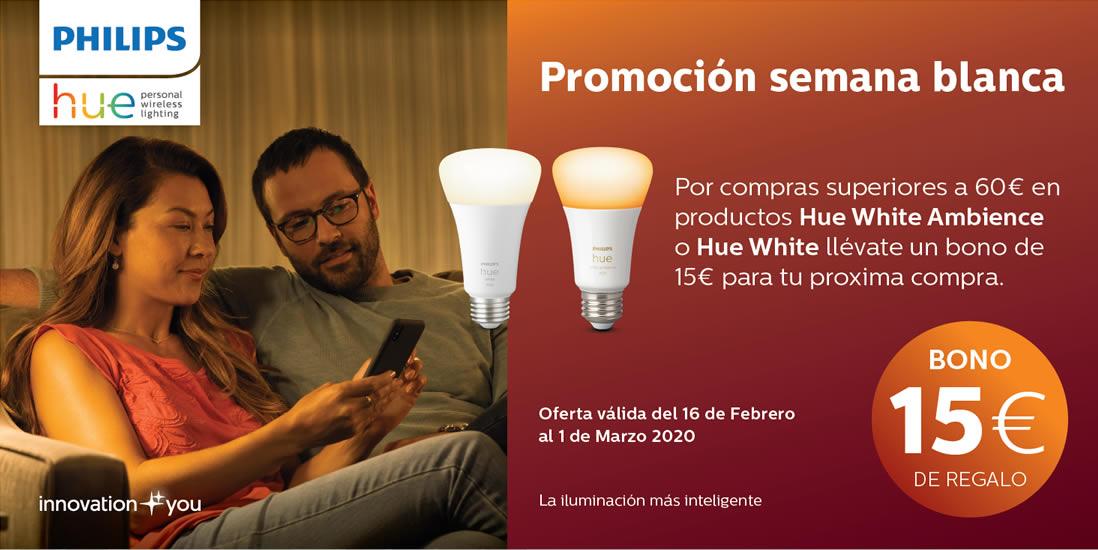 Promoción Semana Blanca