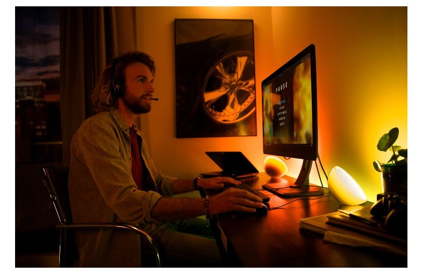 3 maneras de Subir de nivel con tus videojuegos, con luz inteligente