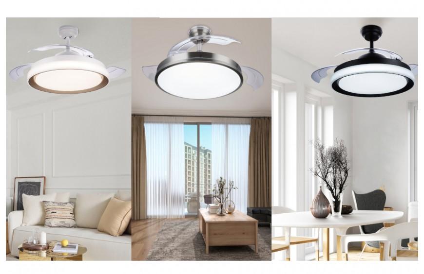 Cómo elegir el ventilador ideal para el hogar