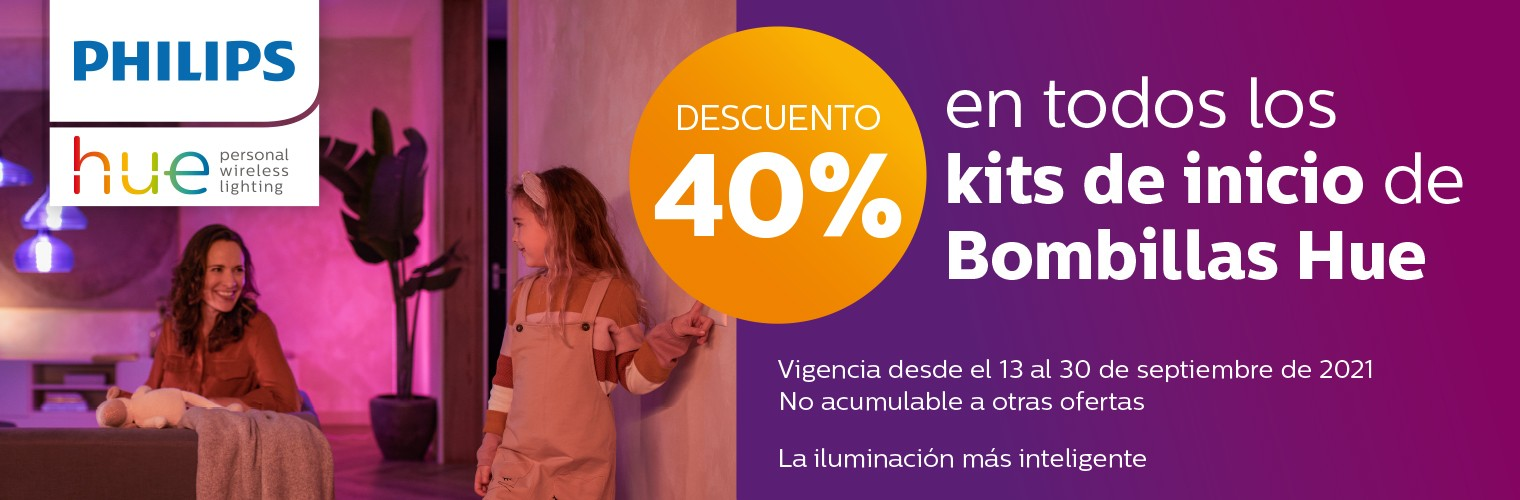 Promoción 40% Kits